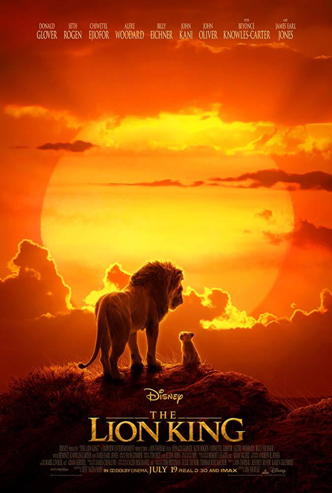 Ouverture Prévente du Roi Lion
