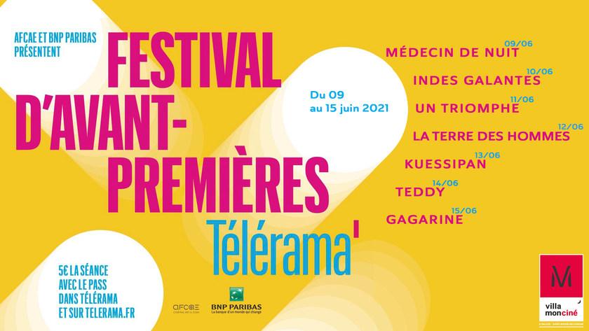 Festival avp télérama